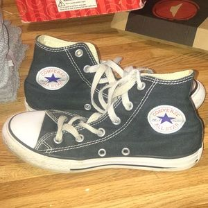 Converse high top youth